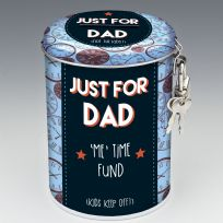 Dads Toy Fund Money Tin